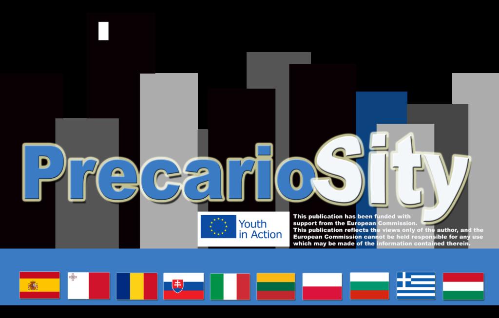 Precariosity projekt logója